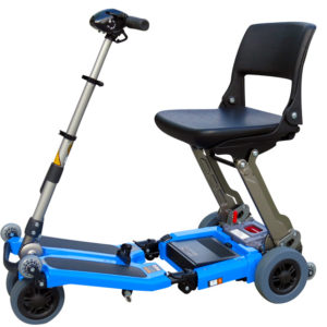 Luggie floding mobility scooter