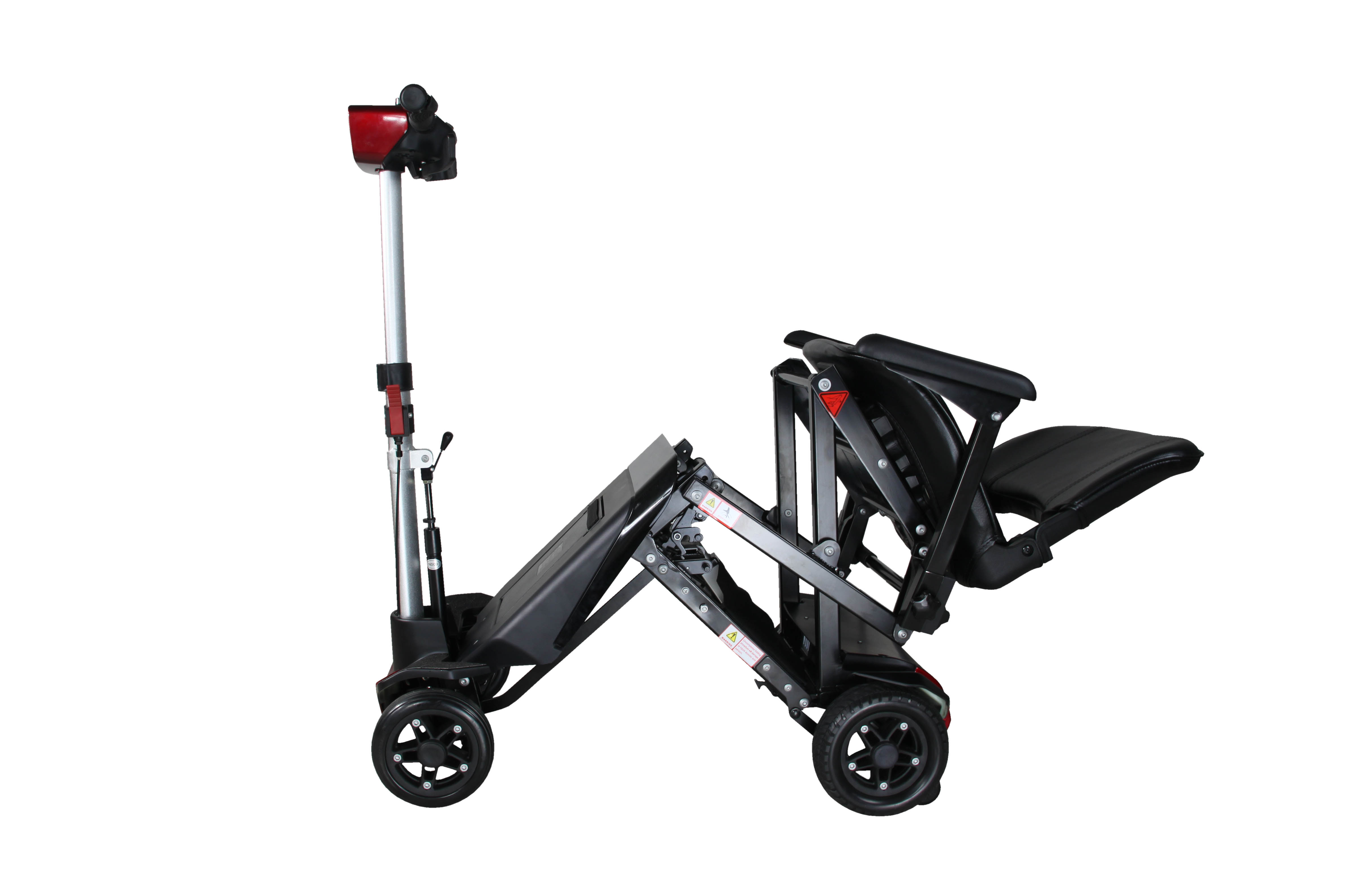 Solax Auto Fold Automatic Folding Travel Mobility Scooter