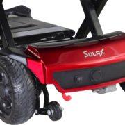 SOLAX EZY AUTO FOLD REAR VIEW